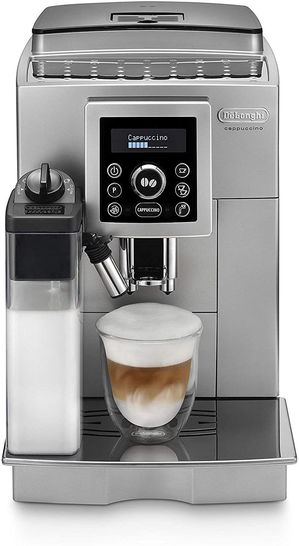 Cafetera superautomatica Delonghi ECAM 23.460.SB