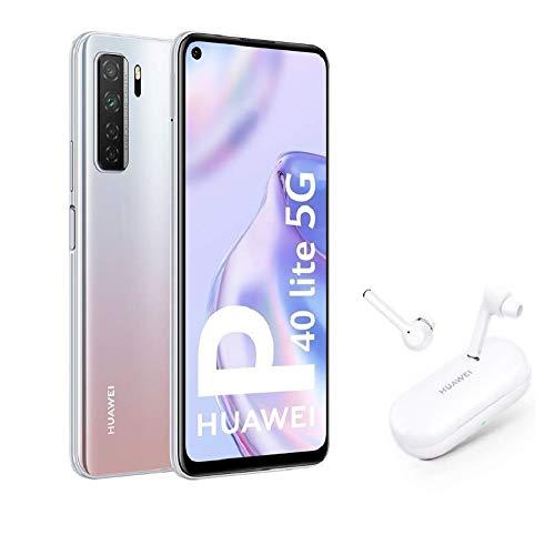 Huawei P40 lite 5G 6/128 + freeairbuds 3i estado muy bueno