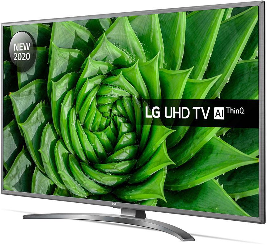 TV LED 50'' LG 50UN81006 IA 4K UHD HDR Smart TV