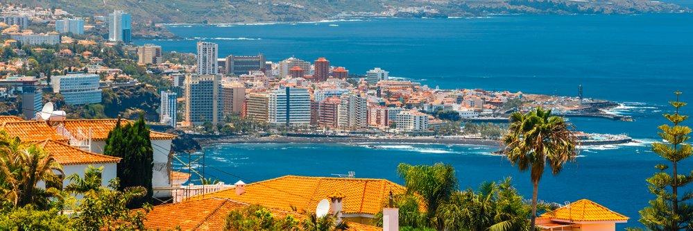 6 Noches: Hotel Checkin Concordia Playa 4* (Tenerife) en Media Pensión