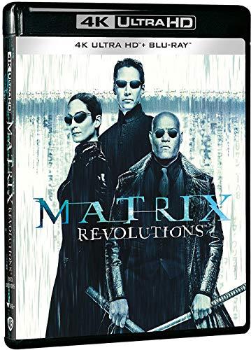 Matrix Revolutions 4K