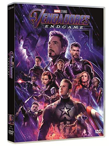 Recopilación películas Marvel (DVD y Bluray)