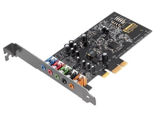 Mejora el sonido de tu ordenador de sobremesa con Sound Blaster Audigy Fx 5.1 DAC
