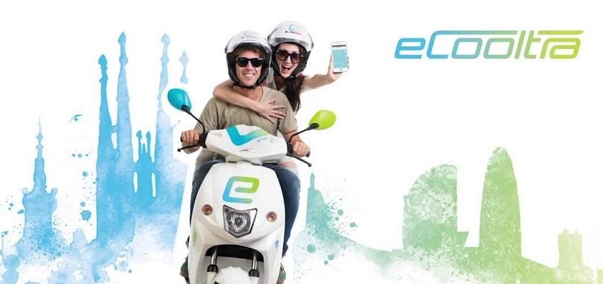 ¡55 MINUTOS GRATIS! EN ECOOLTRA: ALQUILER DE MOTOS ELÉCTRICAS POR MINUTOS (cuentas nuevas)