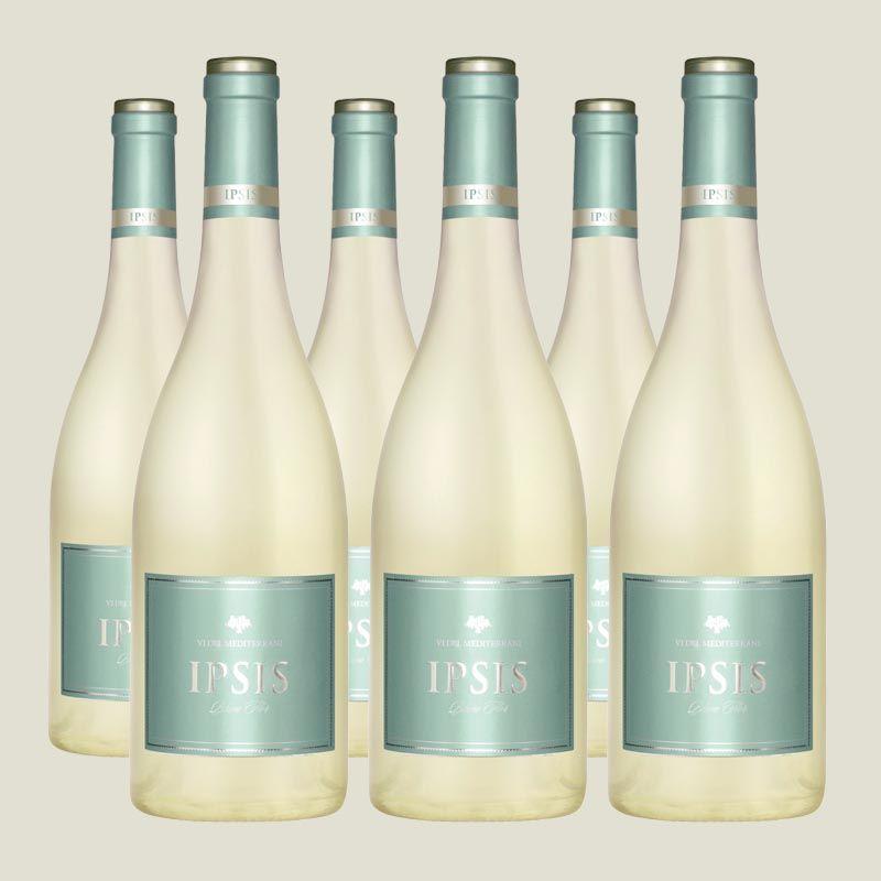Caja de 6 botellas Ipsis Blanc Flor