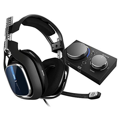 ASTRO Gaming A40 TR Auriculares alámbricos y MixAmp Pro TR, 4ta gen