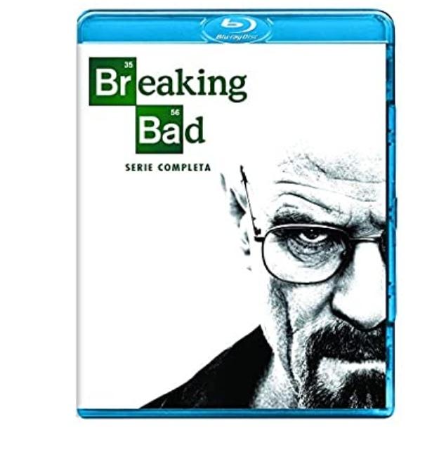 Breaking Bad Serie Completa Blu-ray