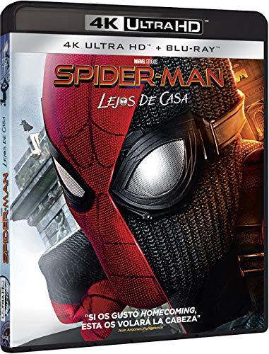 Spider-Man: Lejos de Casa (4K Ultra HD + BD)