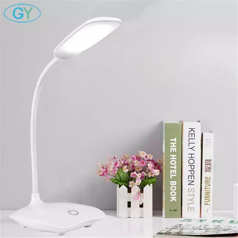 Lámpara Led táctil de mesa por solo 3.40€