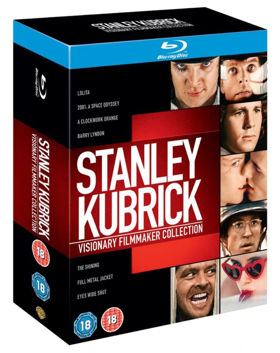 Colección Stanley Kubrick