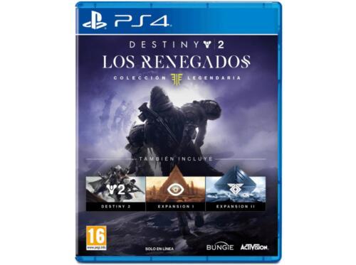 XBOX: Pubgs 2,90€, Anthem 6€, Overwatch Goty 7,90€ //// PS4: Destiny 2: Los Renegados Ed. Leg. 4,90€ y COD Black Ops 9,99€ (JUEGOS FÍSICOS)