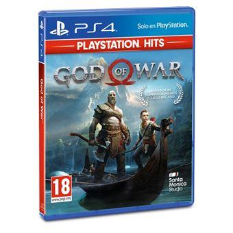 God of War o Horizon Zero Dawn Hits por 9,49€ (socios) + otros HITS al mismo precio