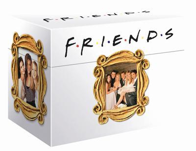 Cofre de la serie Friends