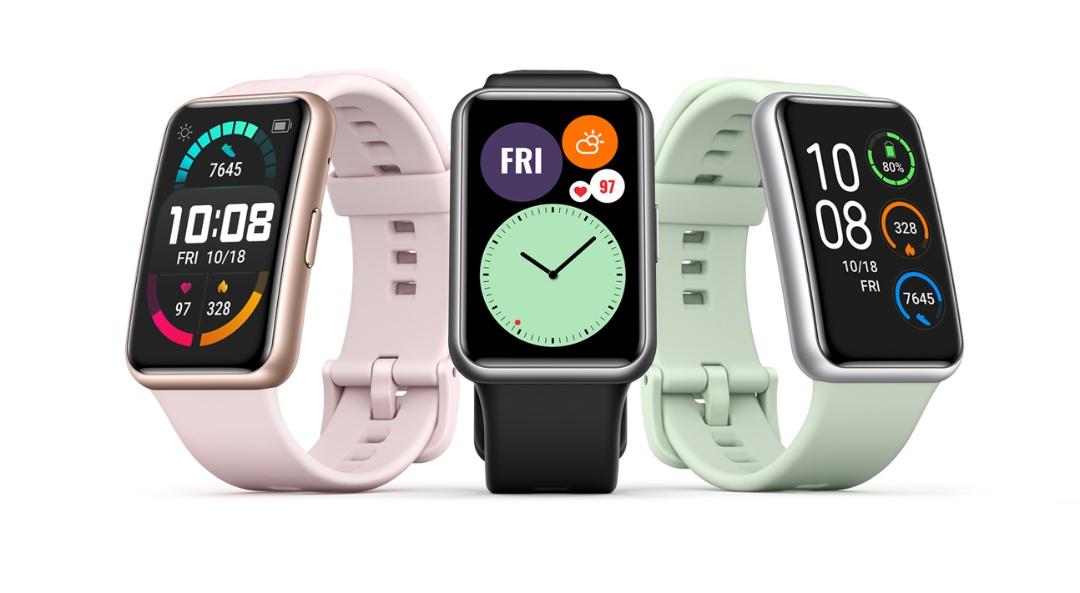 Huawei Watch Fit ( Rosa, Negro o Verde)