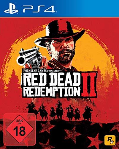 Red Dead Redemption 2 edición normal en Amazon alemania.
