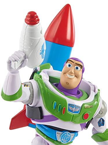 Buzz y cohete
