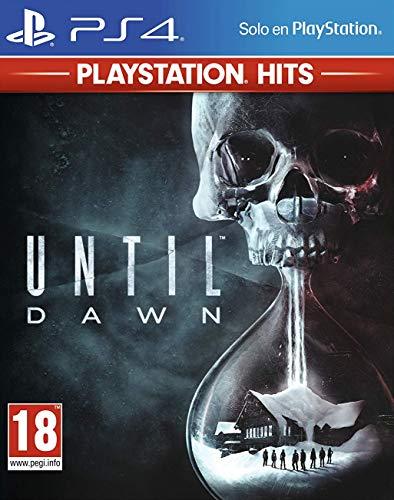 Until Dawn versión 16 (PS4) formato físico. Amazon