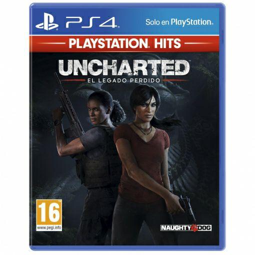 PS4 Uncharted el legado perdido