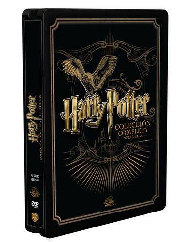 Pack Saga Harry Potter