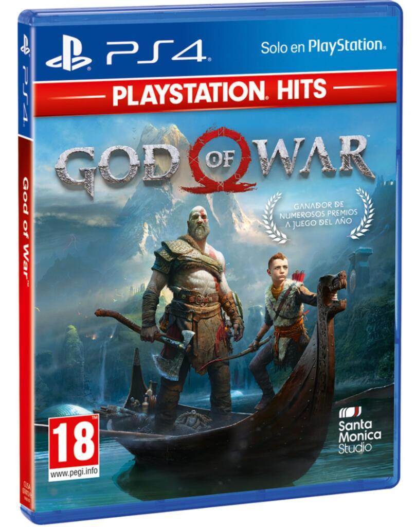 PS4 :: God Of War (Todas las Tiendas donde comprarlo)