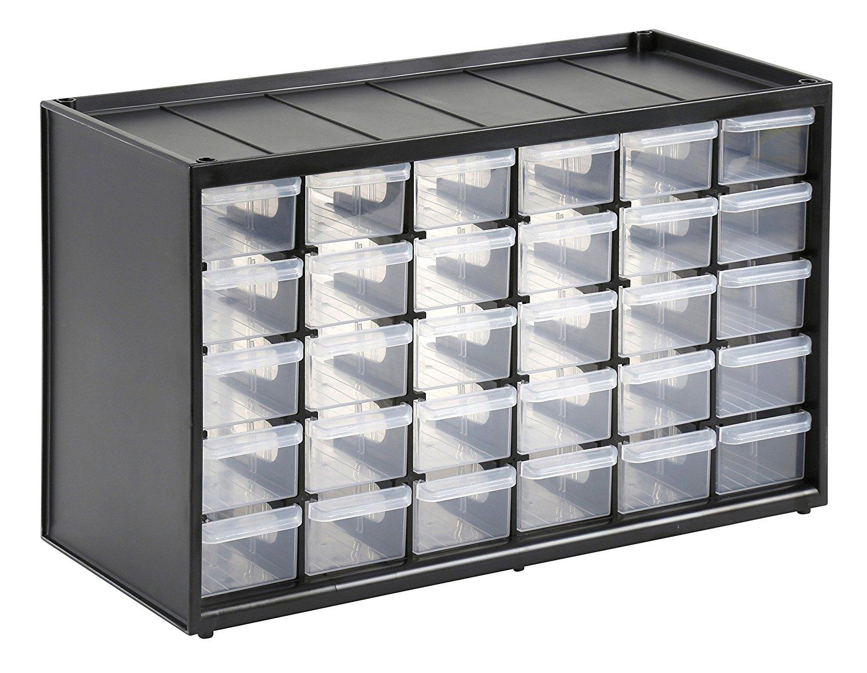 Stanley 1-93-980 - Organizador tipo estantería con 30 cajones