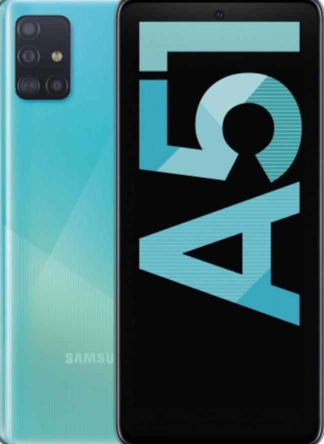 Samsung Galaxi A51 4gb/128gb azul