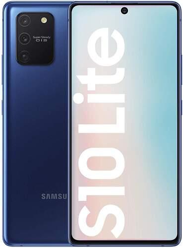 Samsung Galaxy S10 Lite mínimo histórico