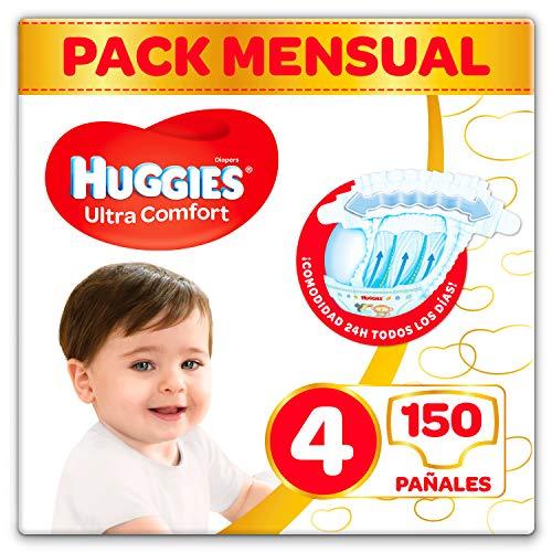 Pañales Huggies Ultra Confort - Desde 0,13€ - Varias tallas