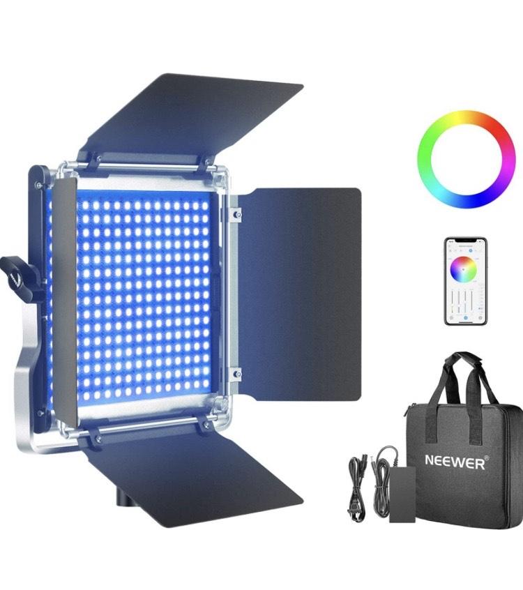 Neewer 530 RGB Luz LED