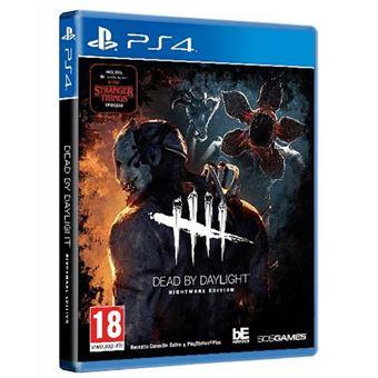 Dead by Daylight edición nightmare PS4