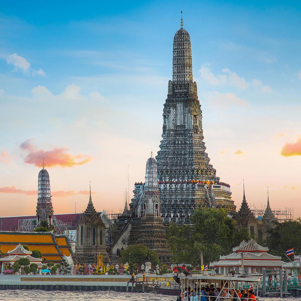 Vuelos Tailandia ida y vuelta solo 311€