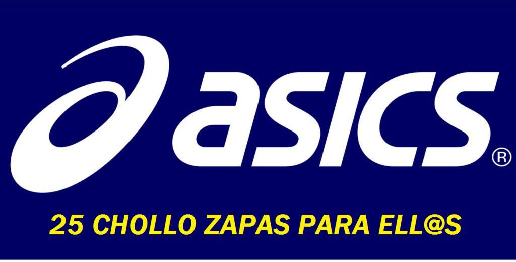 25 CHOLLO ZAPAS ASICS EN EL OUTLET DE ASICS
