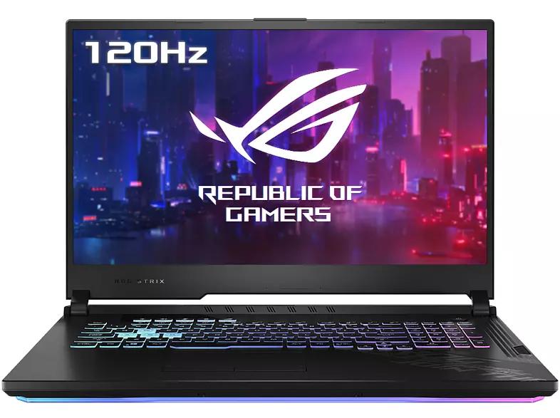"""Portatil ASUS ROG Strix G17 G712LV-H7007T, 17.3"""", i7-10750H, 16 GB RAM, 1TB SSD, RTX™ 2060, W10"""