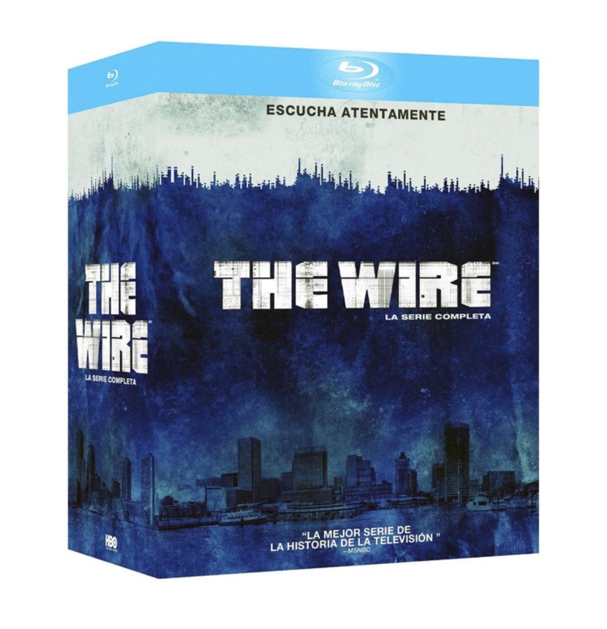 The Wire (Serie Completa Bluray)