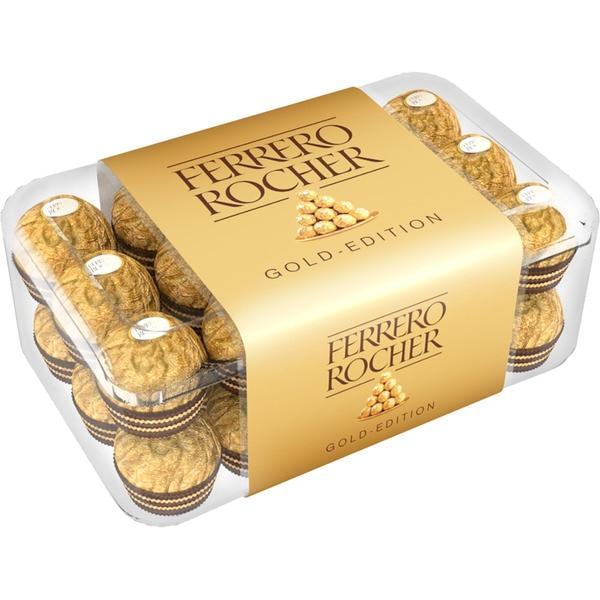 Ferrero Rocher 30 unidades Corte Inglés aplicando oferta y promoción 2ª al 50%