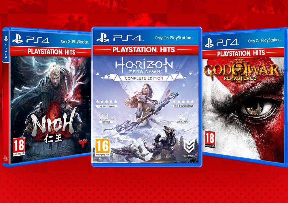 PS4 Hits en Amazon [ACTUALIZADO]