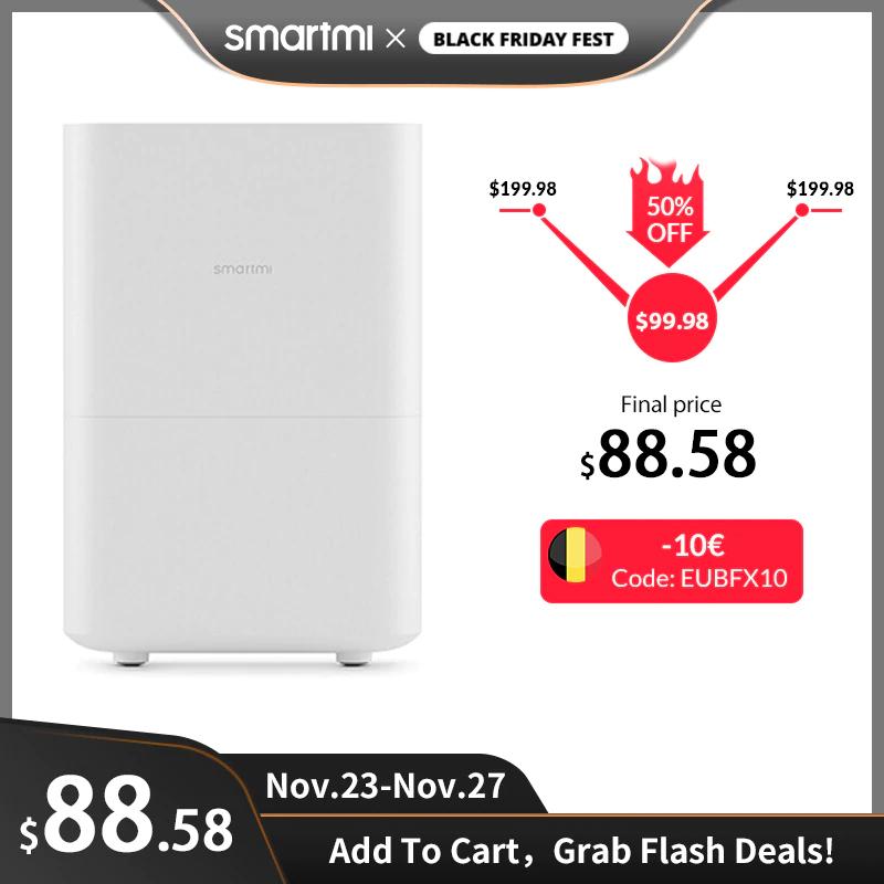 SMARTMI Xiaomi Humidificador de aire para el hogar 4L - Desde España