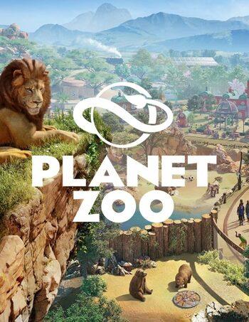 Planet Zoo Steam Key GLOBAL , MUY REBAJADO