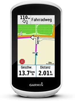 """Garmin edge explore 3"""" cycle map"""