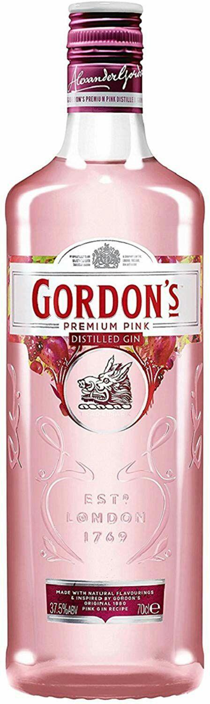 Ginebra Gordon's Premium Pink