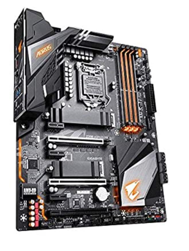 Gigabyte Z390 Aorus Pro, Placa de Base