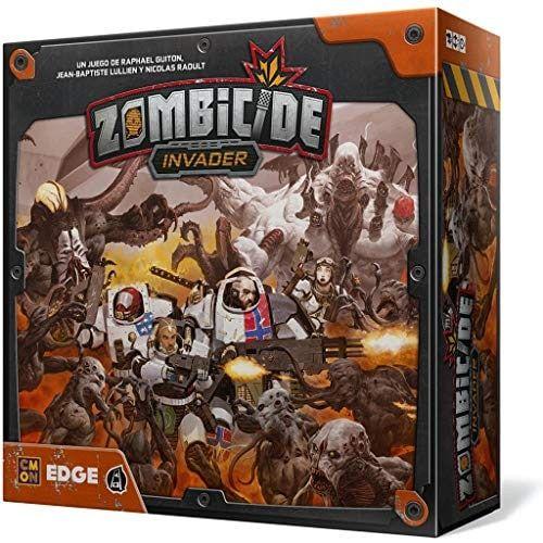 Zombicide Invaders Juego de mesa