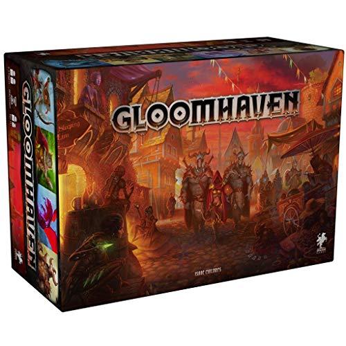 Gloomhaven 2ª edición