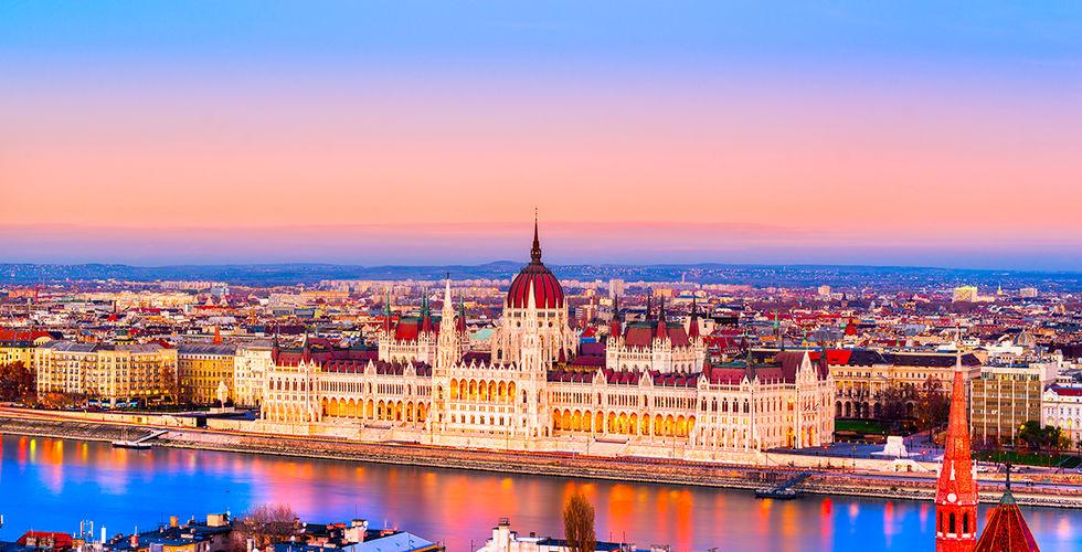 Viaje a Budapest / Hungría 2 noches vuelos incluidos