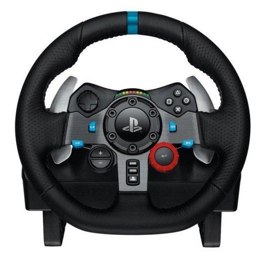 Volante Logitech G29 Driving Force PS4/PS3/PC