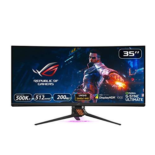 Asus ROG Swift PG35VQ - Monitor curvo Gaming de 35''
