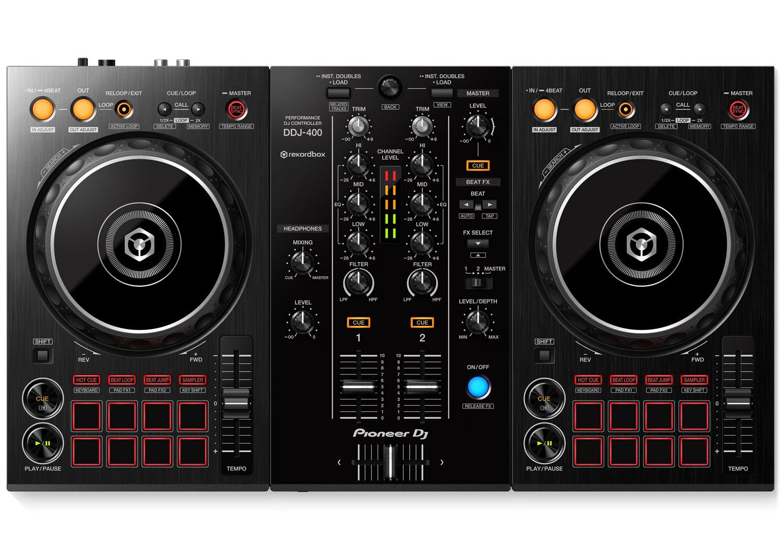 Pioneer DJ DDJ-400 mínimo desde hace meses