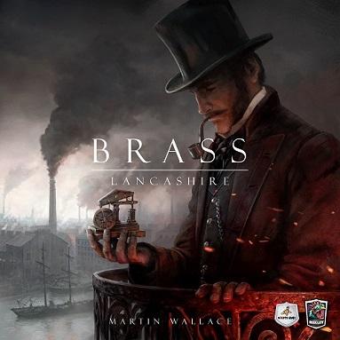 Brass: Lancashire - Juego de Mesa