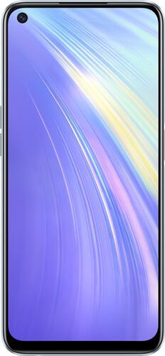 Realme 6 4/64GB, Color Comet White (Libre)