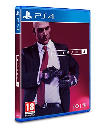 Hitman 2 - Standard Edition PS4